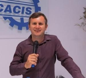 Presidente da CACIS assume presidência da 15ª FEICAP