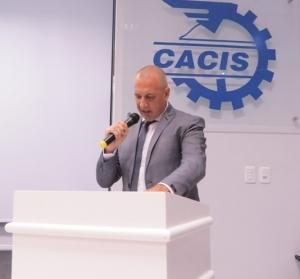 Presidente da CACIS realiza visitas à Instituições Financeiras